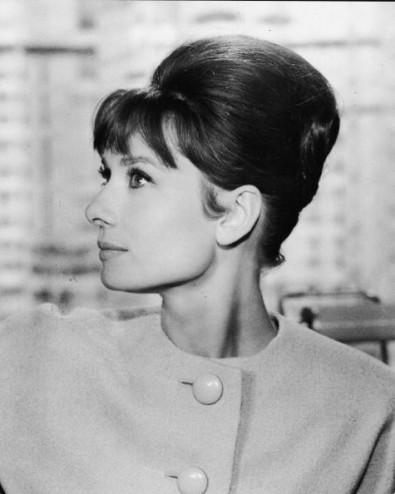 Salon Buzz_Audrey Hepburn French Pleat