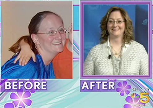 Salon Buzz_Mother's Day Makeover_Jill Duggan