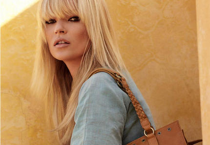 Salon Buzz_Bangs for heart shaped face_Kate Moss