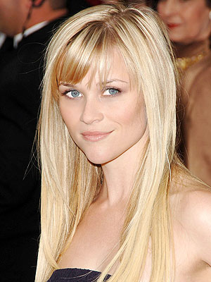 Salon Buzz_Bangs for heart shaped face_Reese Witherspoon
