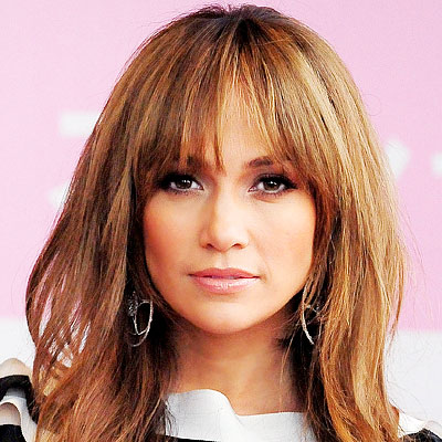 Salon Buzz_Bangs for round face_Jennifer Lopez
