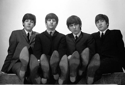 Salon Buzz_The Beatles in Boots_Moptop Hairstyle