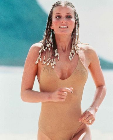 Bo Derek Braided Beauty