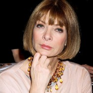Anna Wintour editor of Vogue