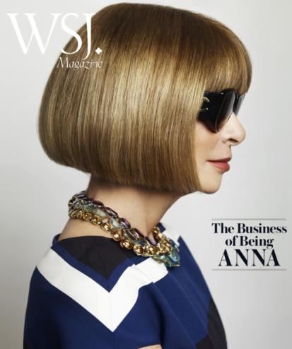 Anna Wintour WSJ Profile
