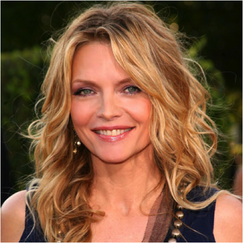 Michelle Pfeiffer Square Face_Salon Buzz Stay Gorgeous