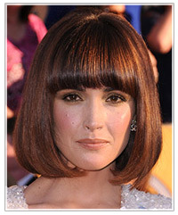 Rose Byrne Page Boy Rockabilly_Salon Buzz Stay Gorgeous