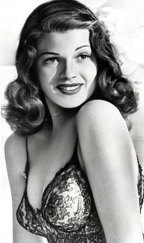 Rita Hayworth_Salon Buzz Stay Gorgeous
