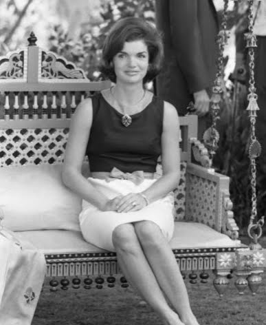 Jackie O Classically Coiffed