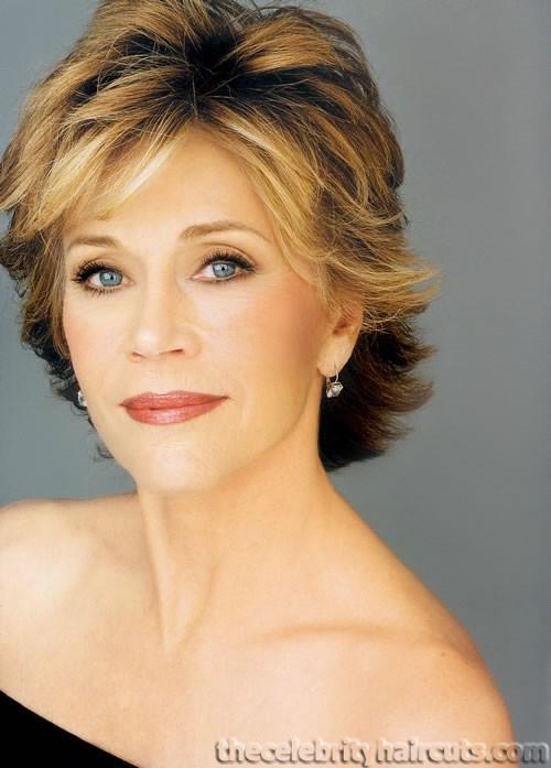 Pictures Jane Fonda Hairstyle Haircut Ideas Jane Fonda Hairstyle