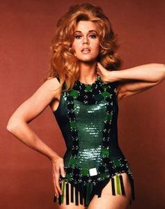 Jane Fonda Klute And Classy