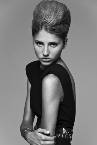 bouffant hair trend fall winter 2012 salon buzz