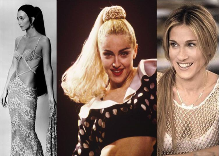 celebrities with ponytails_Salon Buzz Stay Gorgeous