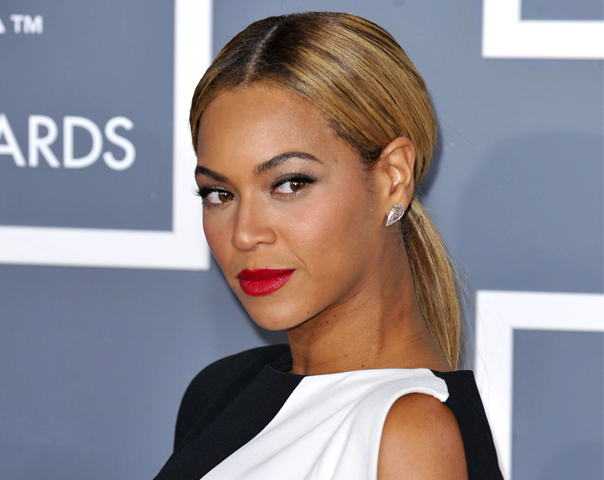 Image result for beyonce red lips