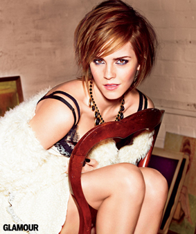Emma Watson bob Glamour_Salon Buzz Stay Gorgeous