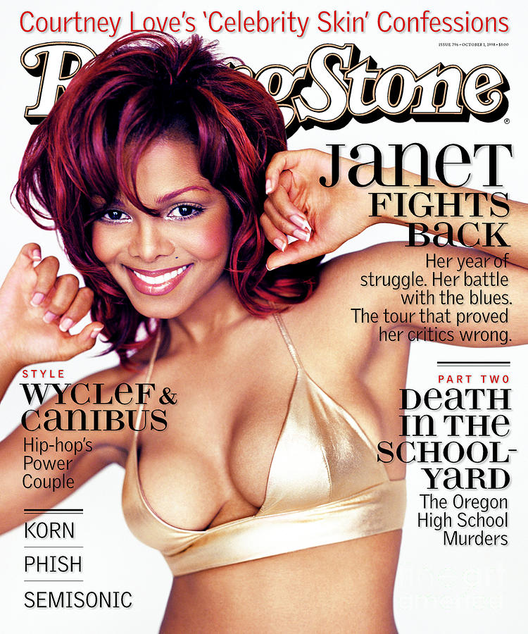 Janet Jackson Rolling Stones Cover 1998_Salon Buzz Stay Gorgeous