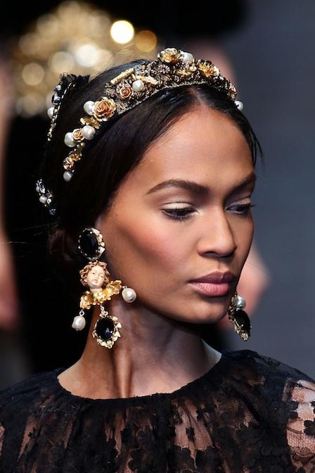 Dolce & Gabbana headband autumn_Salon Buzz Stay Gorgeous