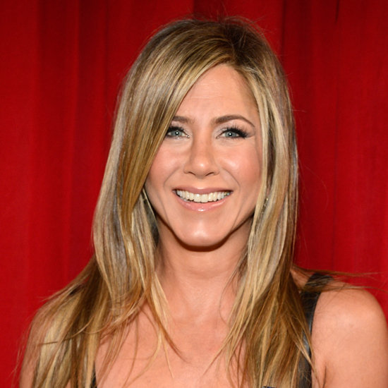 Jennifer Aniston blonde hair color fall_Salon Buzz Stay Gorgeous