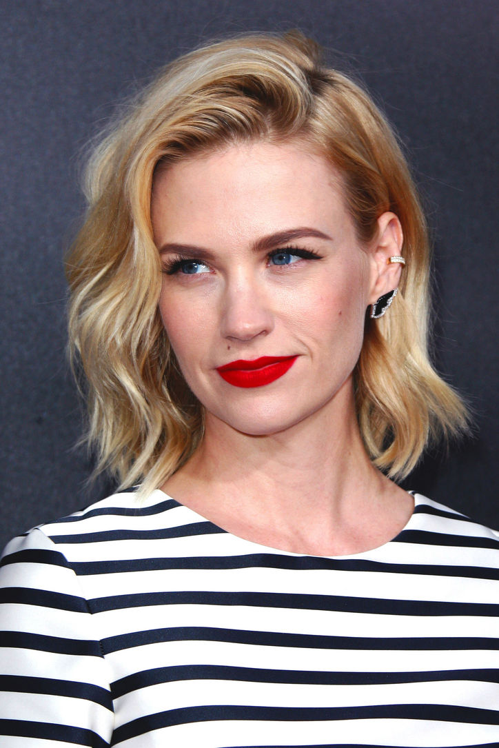 January Jones Waves