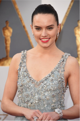 Daisy Ridley Oscars 2016