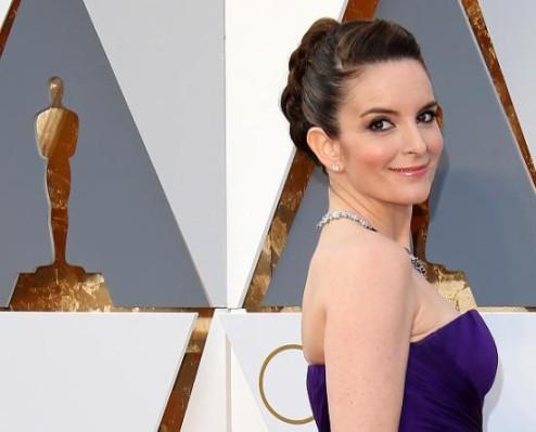 Tina Fey Oscars 2016