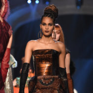 Jean Paul Gaultier Cindy Bruna