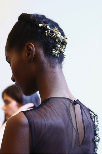 holiday-hair-gold-ornaments-accessories